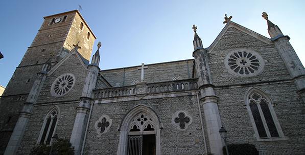 Tarbes Tourisme - Office de Tourisme - Hautes-Pyrénées - Cathédrale de Tarbes