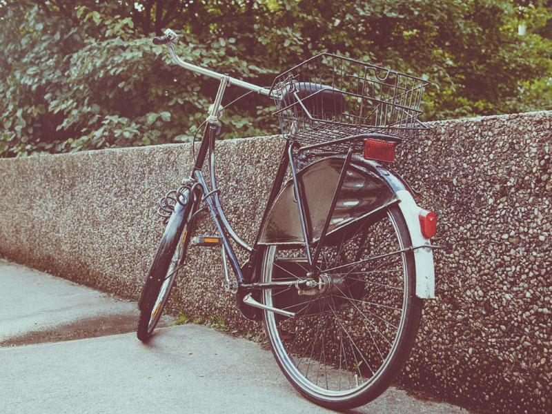 Parkings vélo