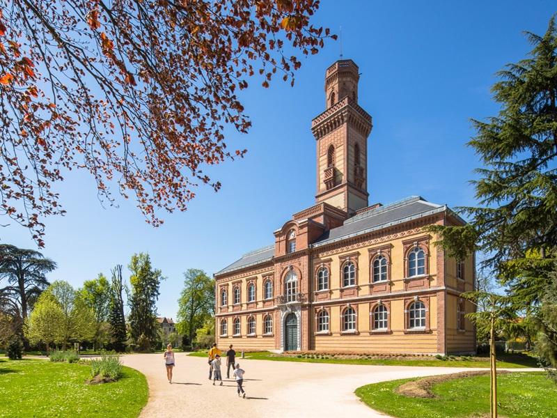 Jardin Massey - Le musee Massey