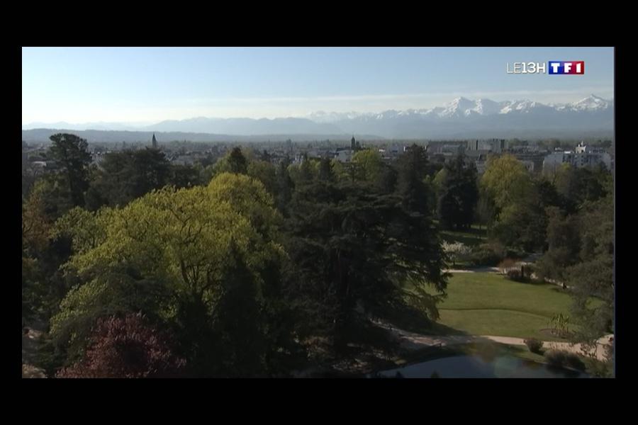 L'un des plus beaux jardins de France est à Tarbes !