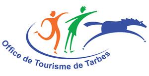 Tarbes en tourisme - Office du tourisme - Hautes-Pyrénées - Logo